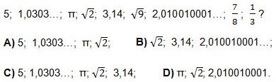 8.4-1.1. Множества чисел