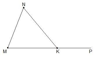 Тест 7Г.IV(1)-1. Сумма углов треугольника